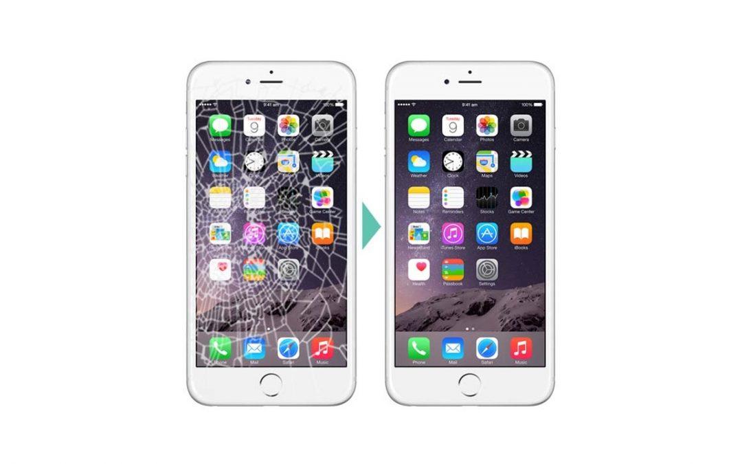 Laga iPhone – Attraktiva priser